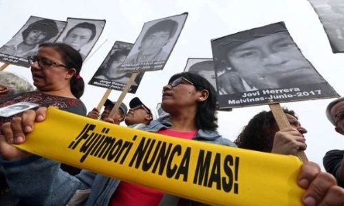 Magistrado de Perú: Se puede revisar el indulto