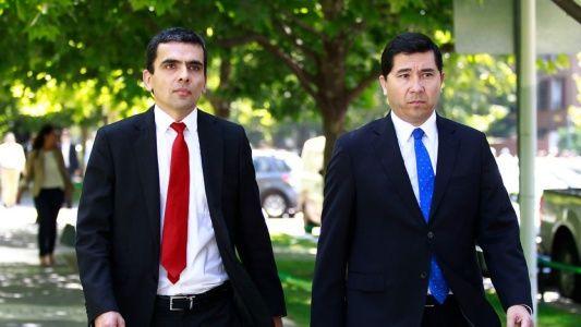 Carlos Gajardo y Pablo Norambuena presentan su renuncia al Ministerio Público