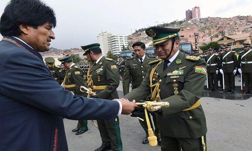 Evo Morales plantea recoger demandas de la nueva clase media en Bolivia