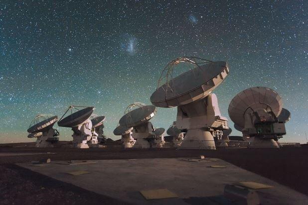 Astrónomos detectan un 'toroide' alrededor de un agujero negro