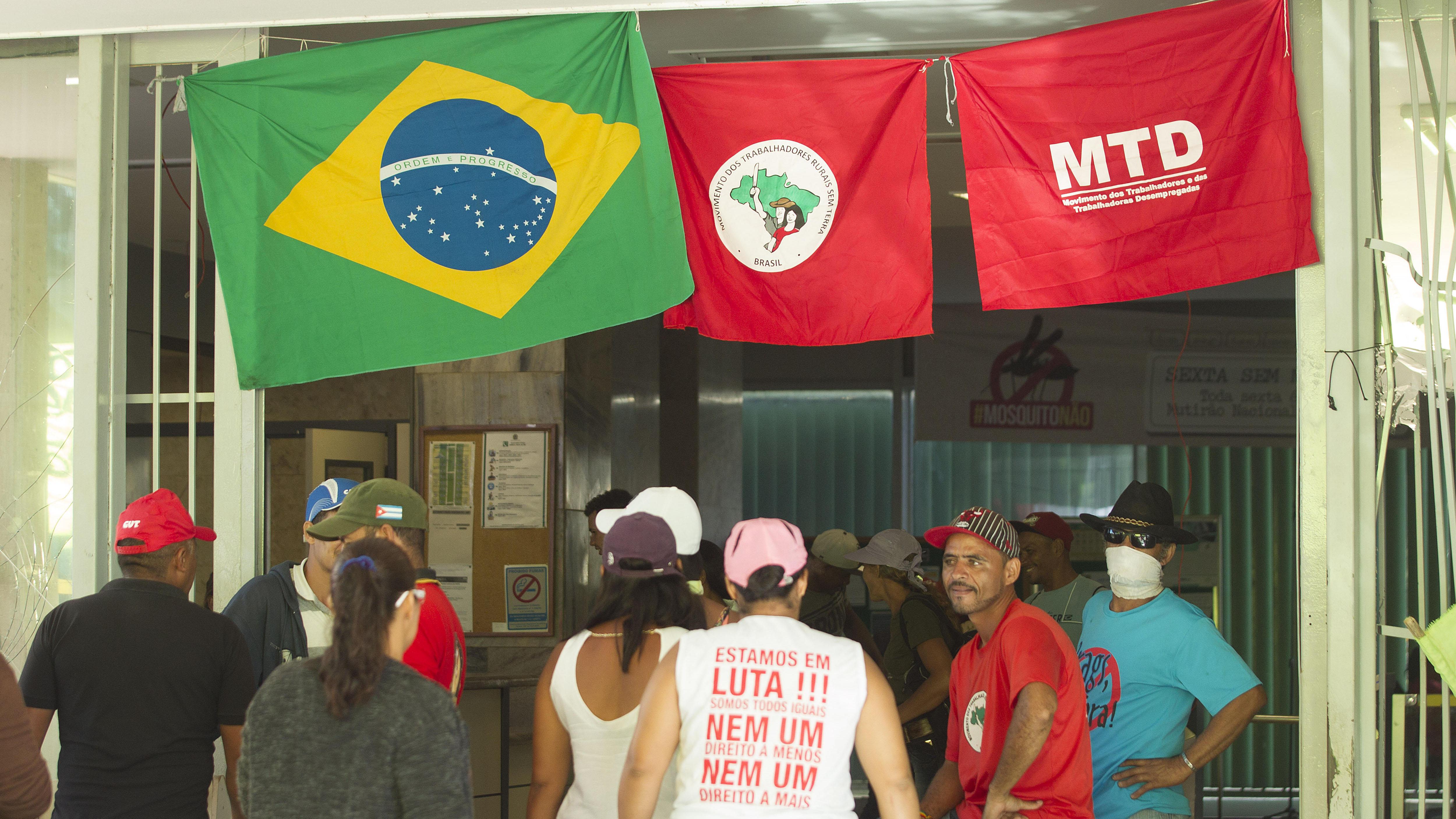 Positiva intervención de la seguridad en Río