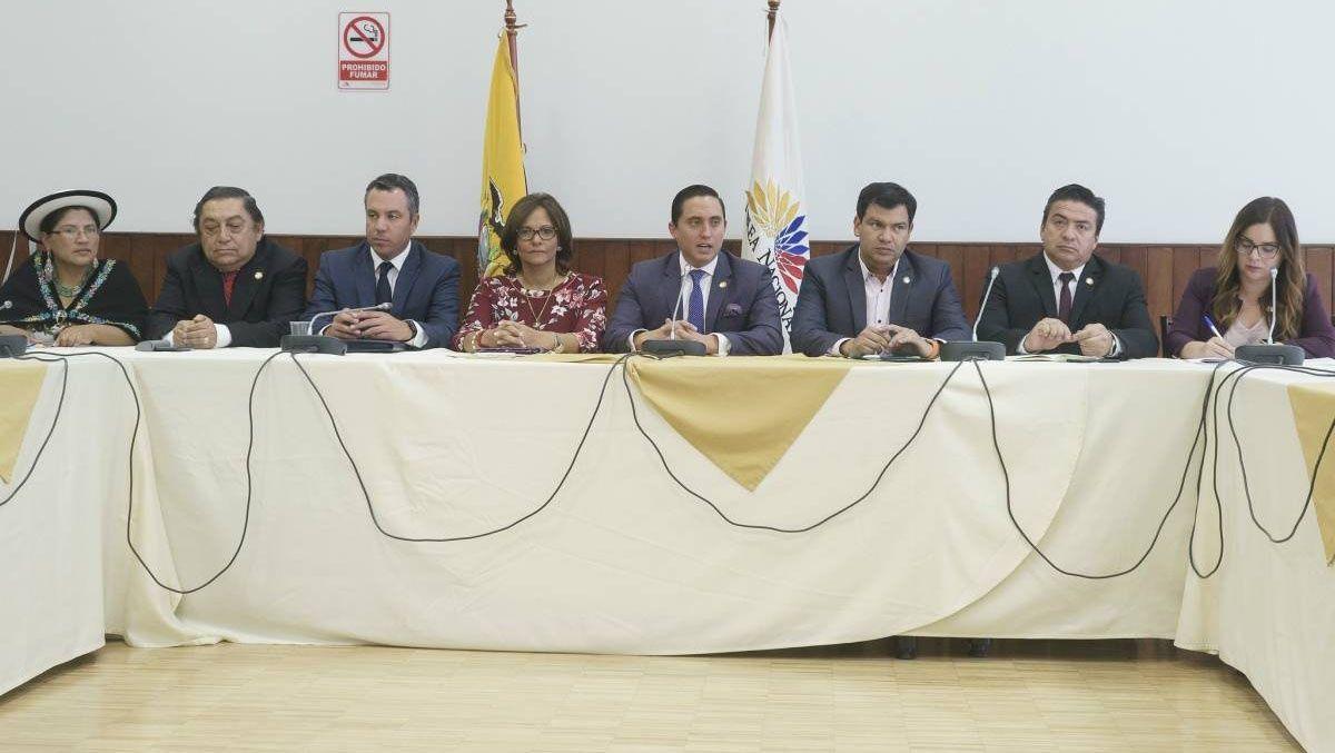 Asamblea Nacional aprueba reformas a Ley del Cpccs
