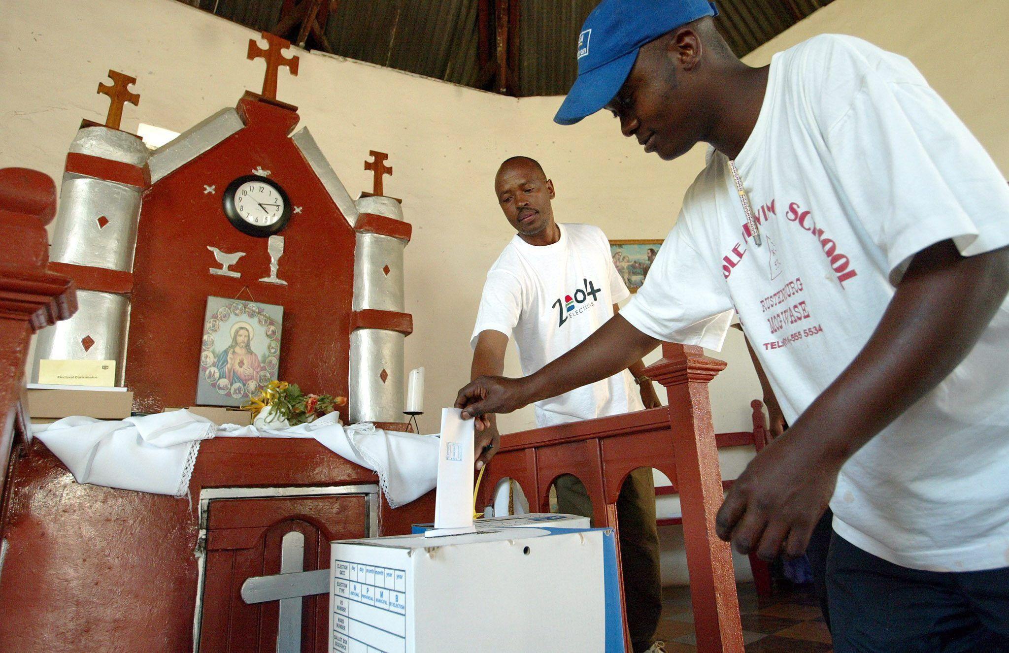 Normalidad en segunda vuelta presidencial en Sierra Leona