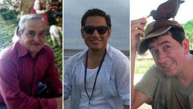 Asesinaron a los tres periodistas secuestrados en Ecuador