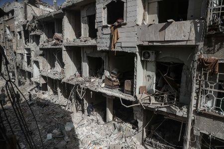 Fuerzas sirias, en alerta por miedo a ataque de Estados Unidos