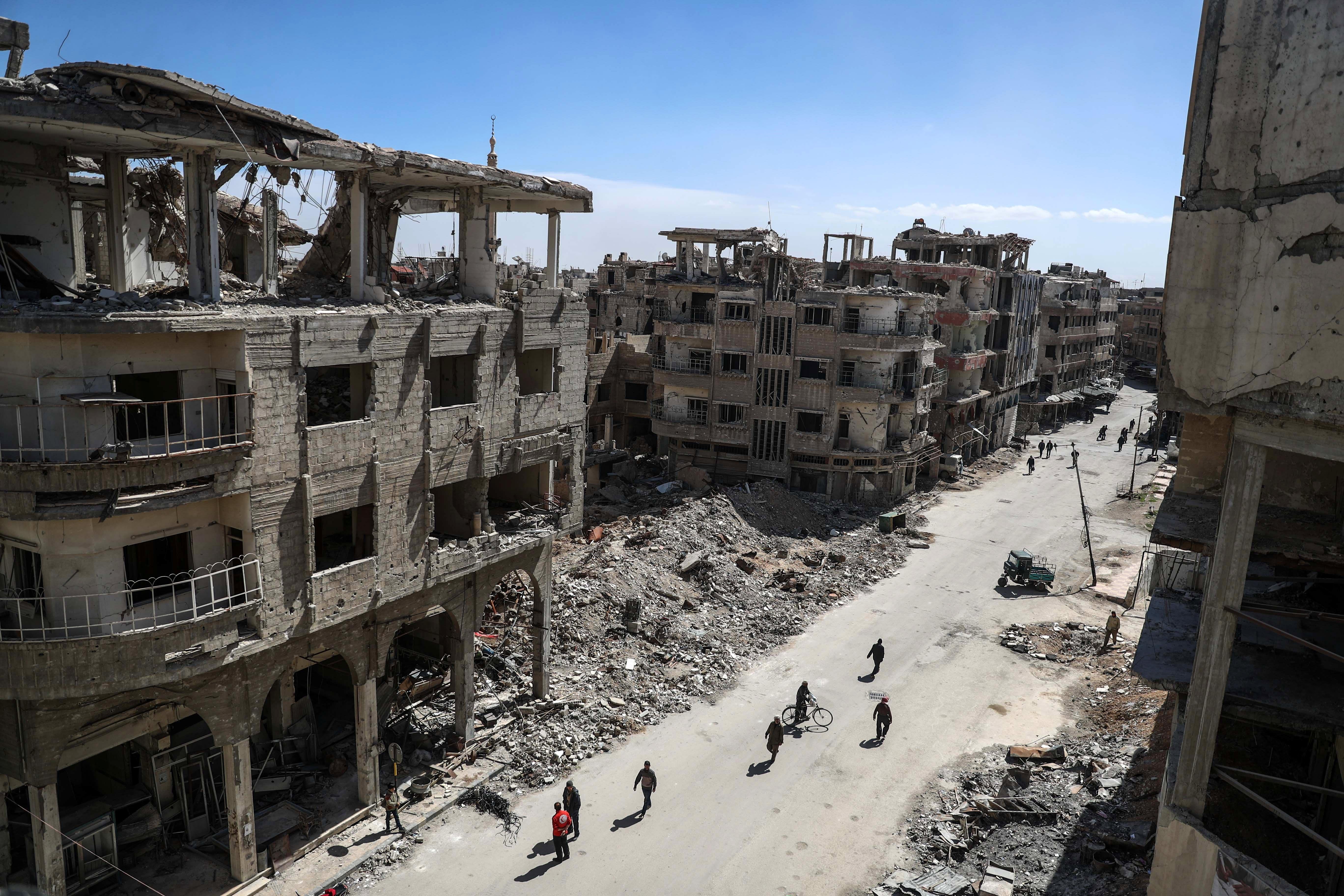 Rusia recibe un nuevo revés sobre Siria