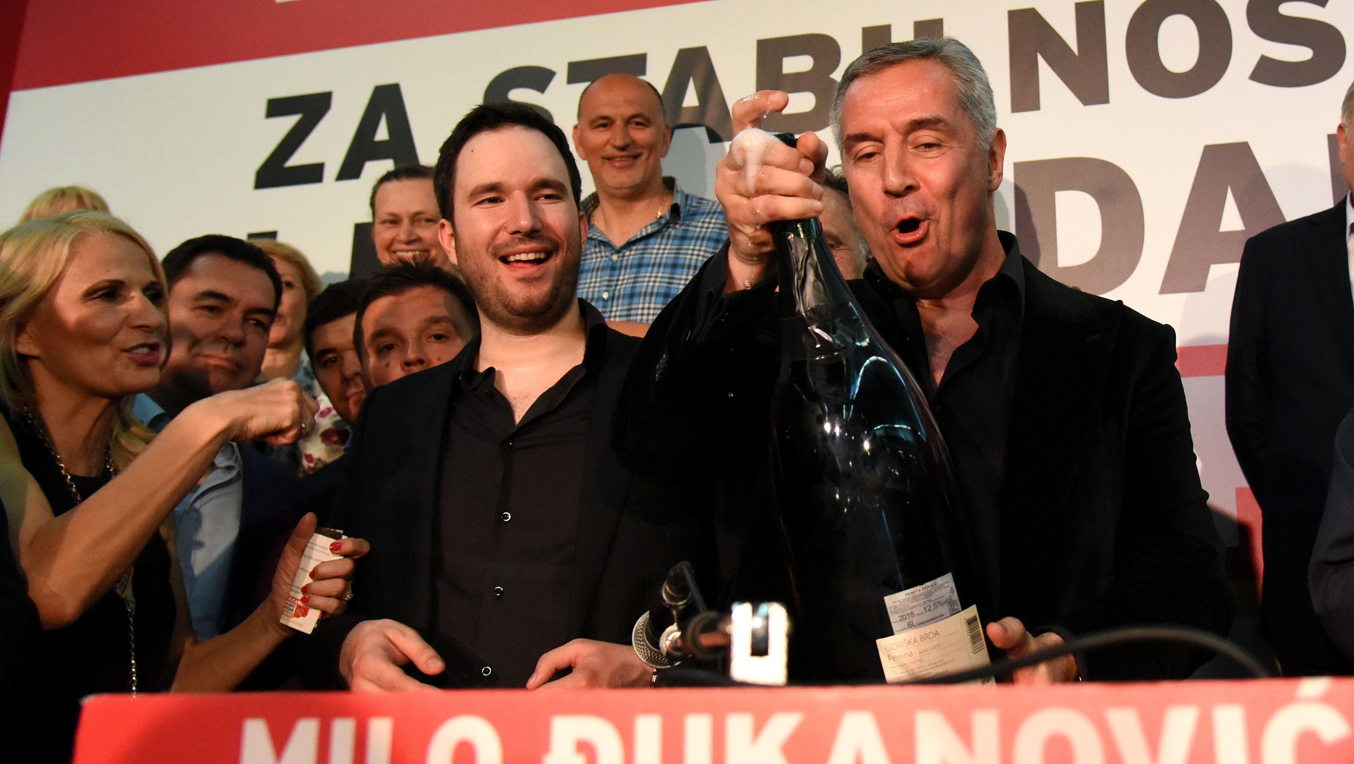 Terminó la votación en las presidenciales de Montenegro