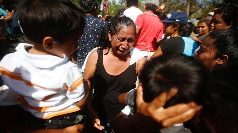 Llama papa Francisco a evitar un derramamiento de sangre en Nicaragua