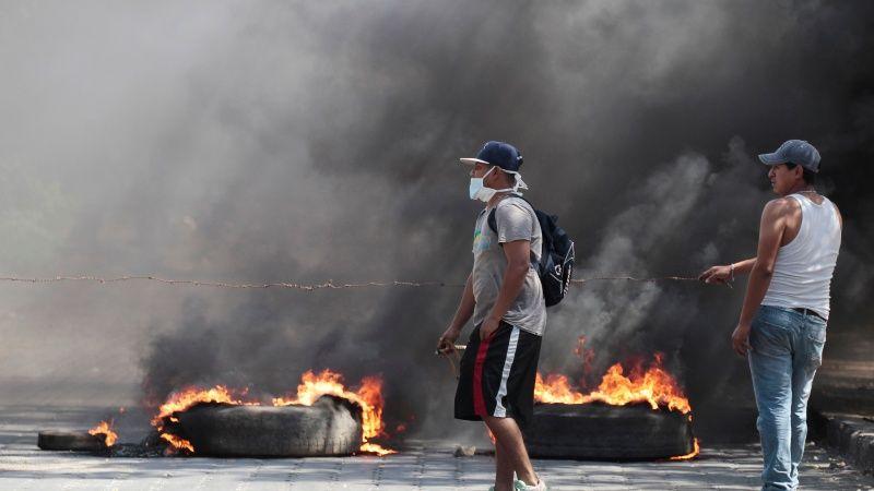 Francisco llama a la paz en Nicaragua