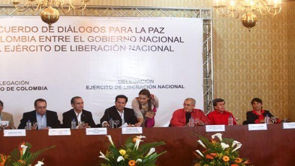 Expectativa por reanudación de diálogos entre Gobierno y Eln en Cuba
