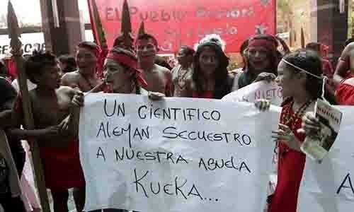 Comienza el proceso de retorno de la Abuela Kueka a Venezuela