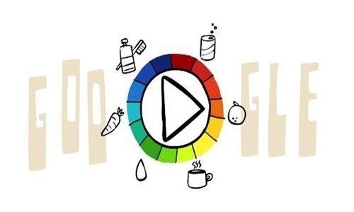 Google celebra al creador del Ph con este ingenioso Doodle