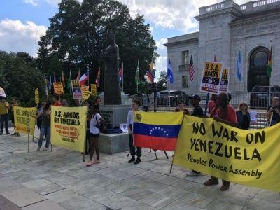 OEA votará una resolución que permitiría suspender a Venezuela