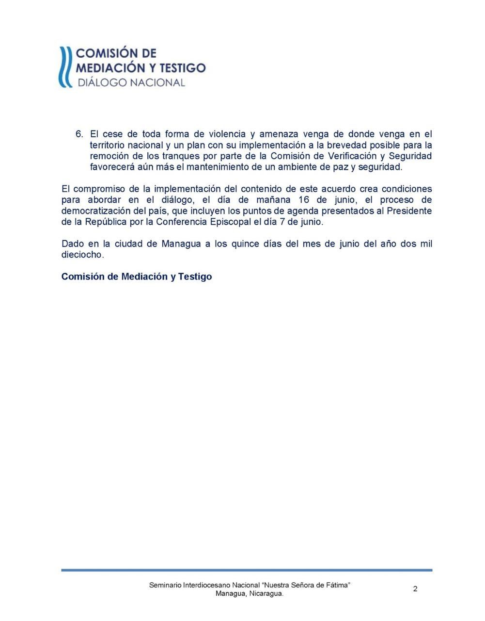 Embajador de EEUU ante OEA llega a Nicaragua previo a sesión extraordinaria