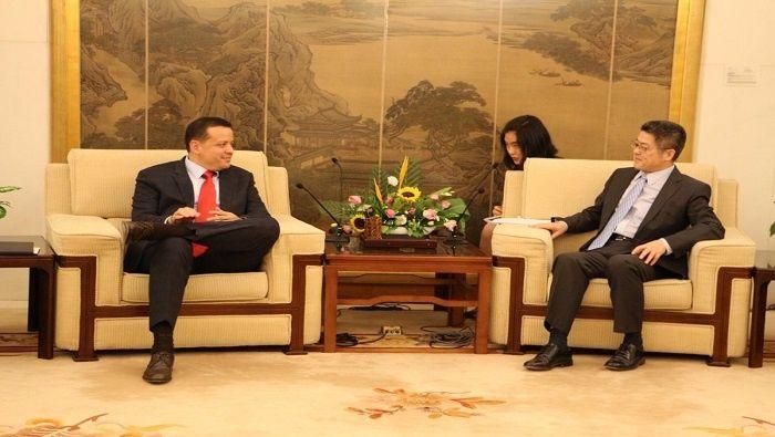 China otorgará crédito de 5 millardos de dólares para producción de crudo