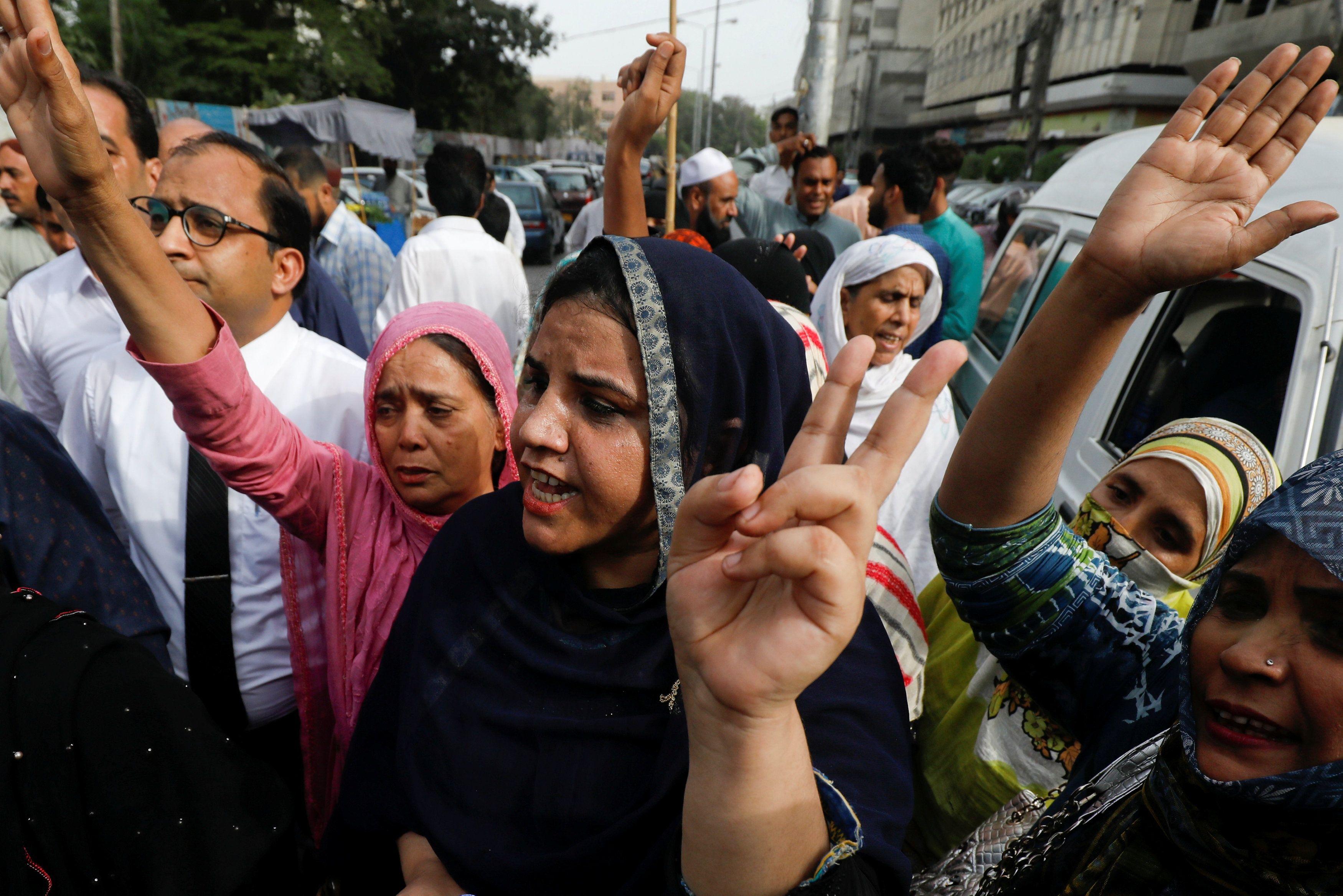 Atentado suicida dejó 128 muertos y 122 heridos en Pakistán - Internacionales