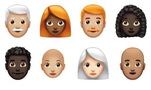 Los nuevos emojis que pronto llegarán a los iPhone