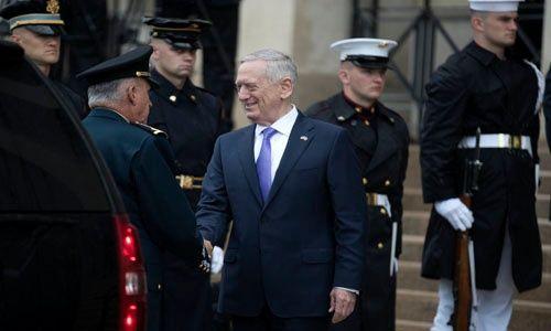El secretario de Defensa de EE.UU. visitará Chile la próxima semana