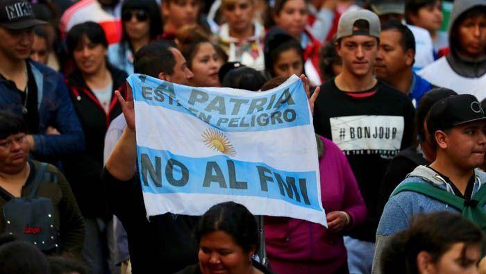 La justicia desestimó imputación contra Macri por el acuerdo con el FMI