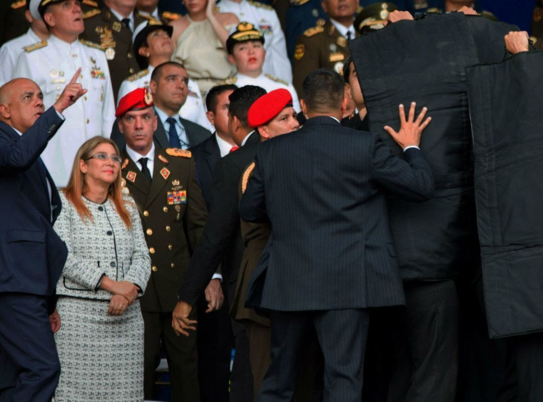 Gobierno venezolano identifica a un financista de intento de magnicidio contra Maduro