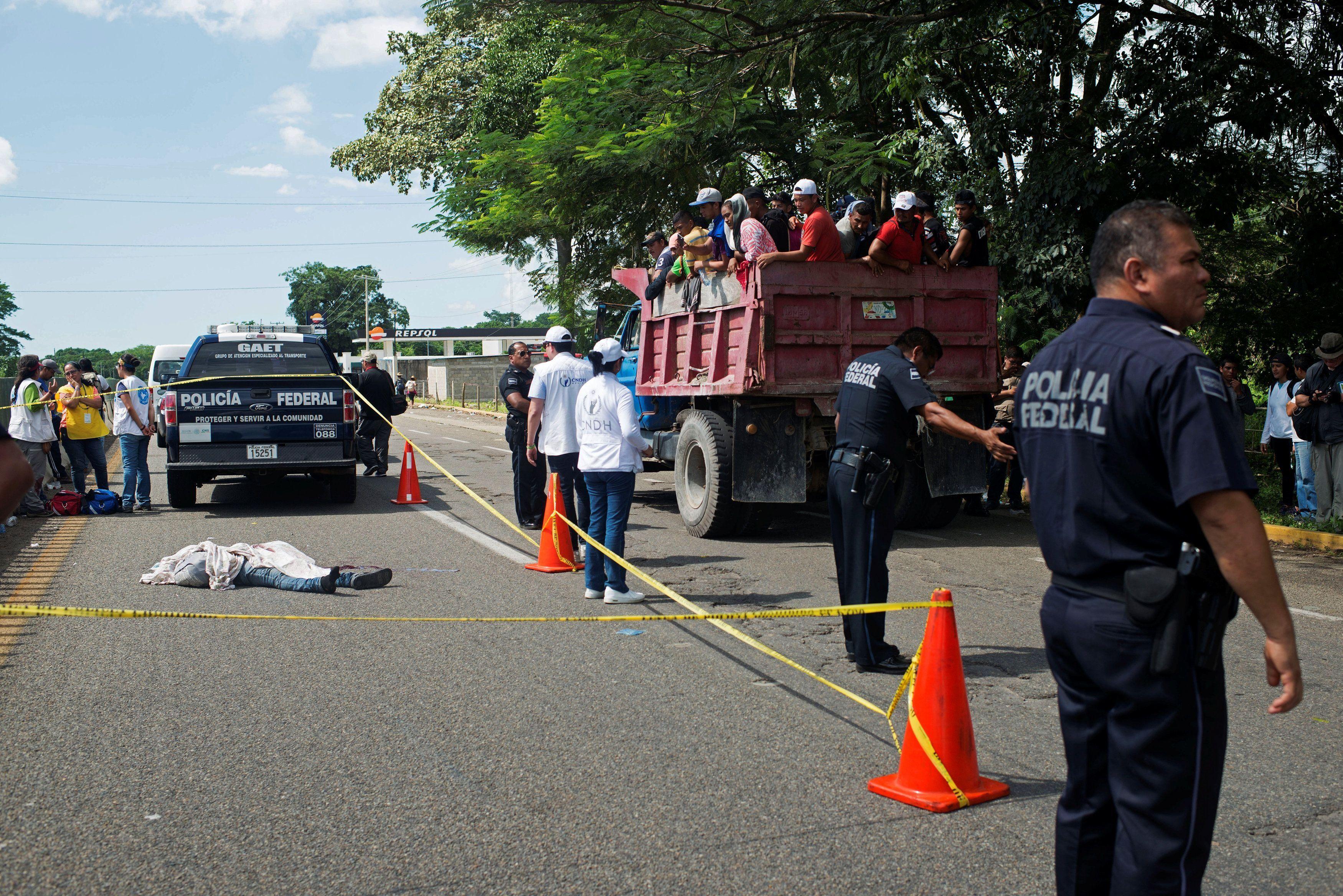 Migración: Jimmy Morales se reunirá con presidente de Honduras