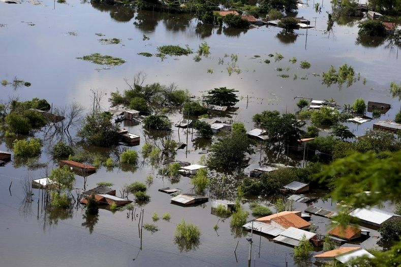 Natural Disasters In South America