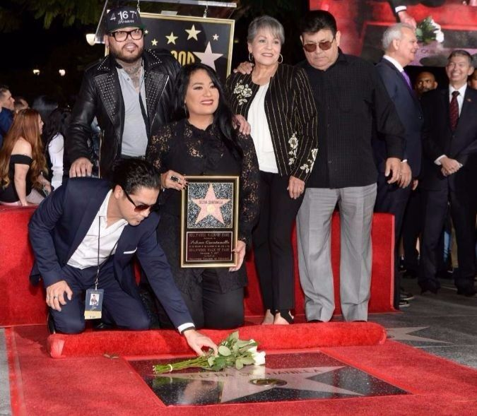 Selena's Walk of Fame Ceremony Draws Largest-Ever Crowd