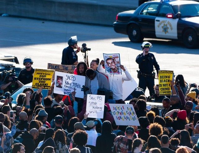 California mayor 'horrified' by video of fatal shooting; police fired 20 rounds at unarmed man