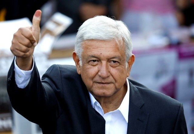 Leftist set to become Mexico's next president as rivals concede
